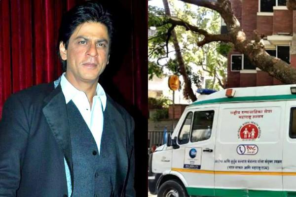 six corona patients shifted in shahrukh khan office