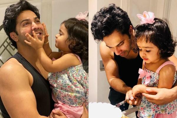 varun dhawan celebrate his niece niara birthday