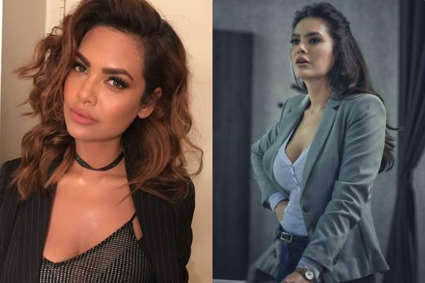 esha gupta expresses displeasure for called gareebon ki angelina jolie