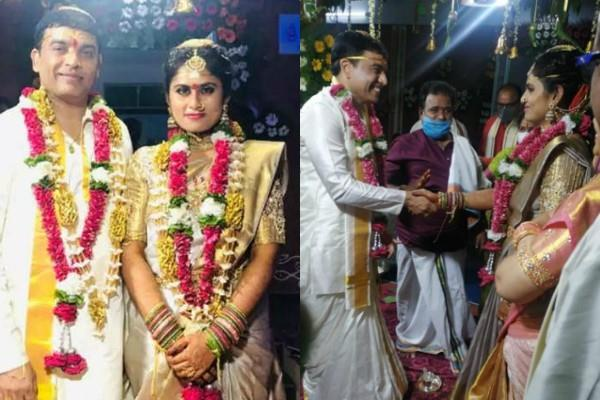 producer dil raju got married in lockdown
