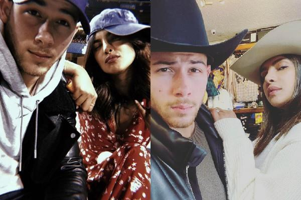 priyanka chopra shares first date photo with nick jonas