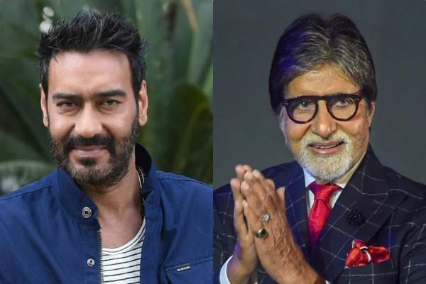 ajay devgan praises amitabh bachchan for joins  break the stigma  campaign