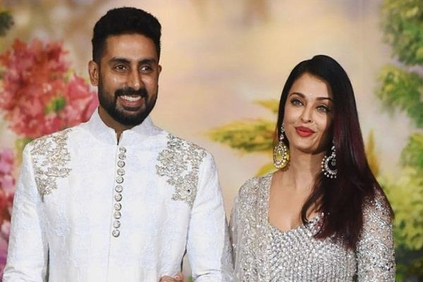 abhishek breaks silence on divorce rumors with aishwarya