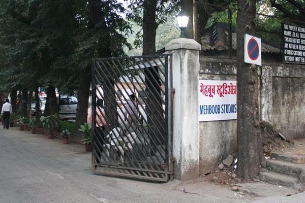 mehboob studio will converted into quarantine center