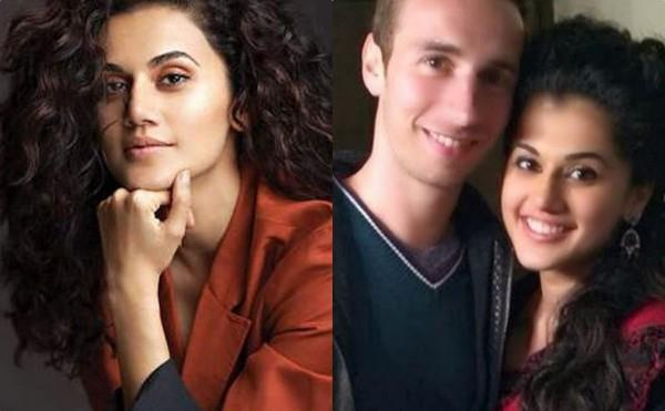 taapsee pannu dating badminton player
