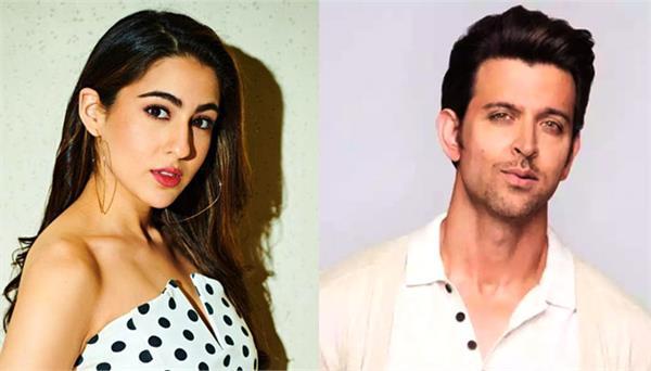 sara ali khan wants to work with hrithik roshan