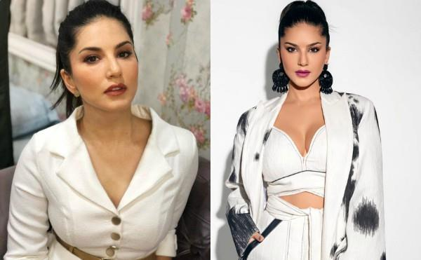 sunny leone flies to america from mumbai in lockdown with family
