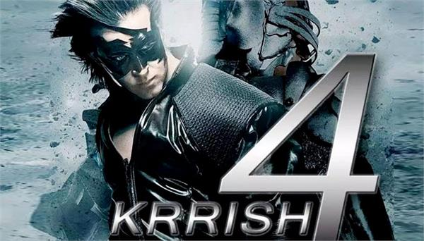hrithik roshan hints for krrish 4