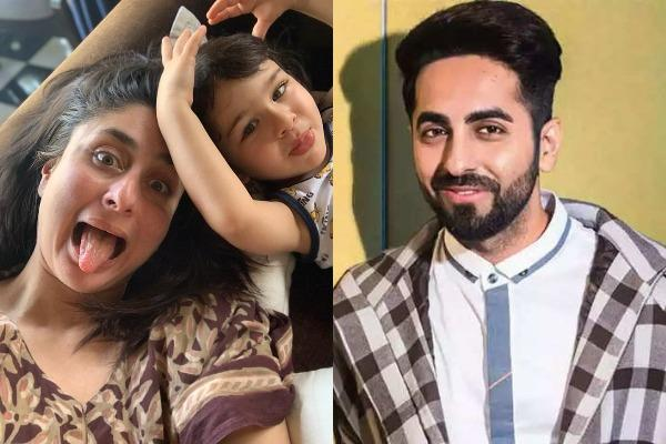 kareena kapoor shilpa shetty ayushmann khurrana celebrates mother s day
