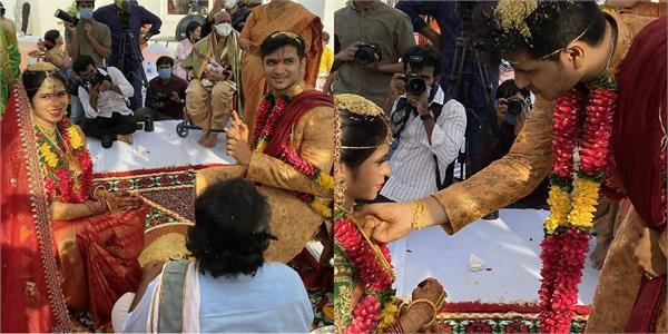 nikhil siddharth ties knot with girlfriend pallavi varma