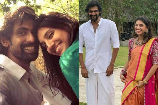 rana daggubati and miheeka bajaj will tie the knot on 8 august