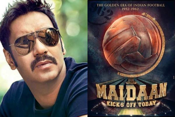 ajay devgan film maidan set to be dismantle