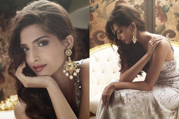 sonam kapoor shares glamorous pics