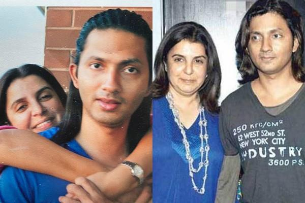 farah khan wish her husband on his birthday