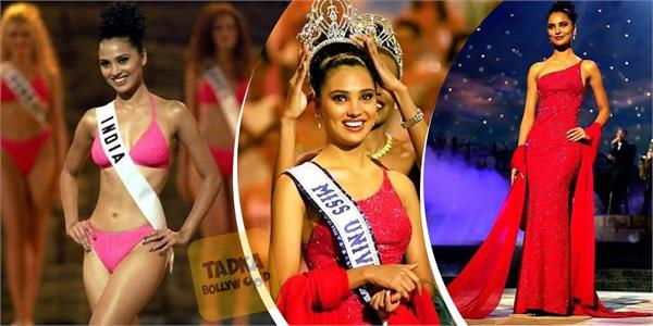 lara dutta shares unseen pictures on completion of 20 years of miss universe