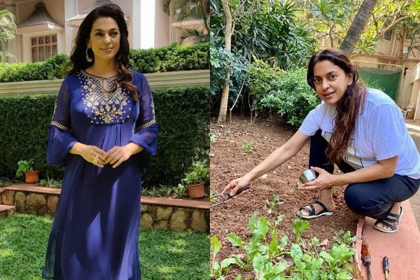 juhi chawla invites landless farmers to work at her farmhouse