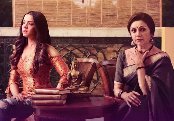 movie review of lillette dubey and celina starrer short film season greeting