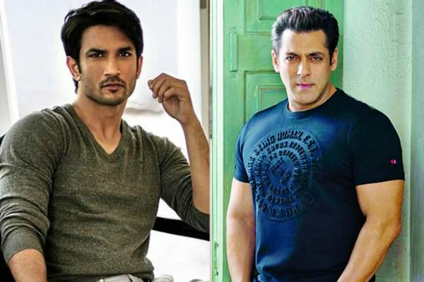 salman khan appeal on twitter to stand with sushant fans