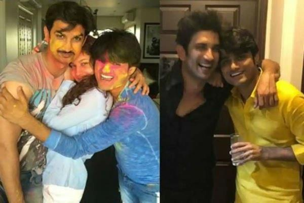 sushant friend reveal he received many powerful people call after actor funeral