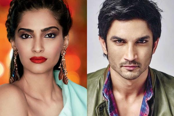 sonam anger over blaming girlfriend and ex girlfriends of sushant singh death