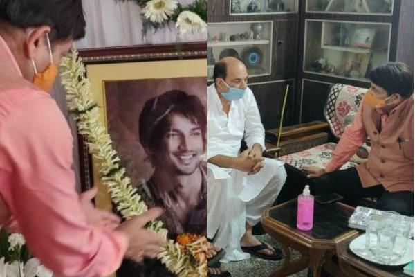 manoj tiwari demands cbi to probe into sushant singh rajput case