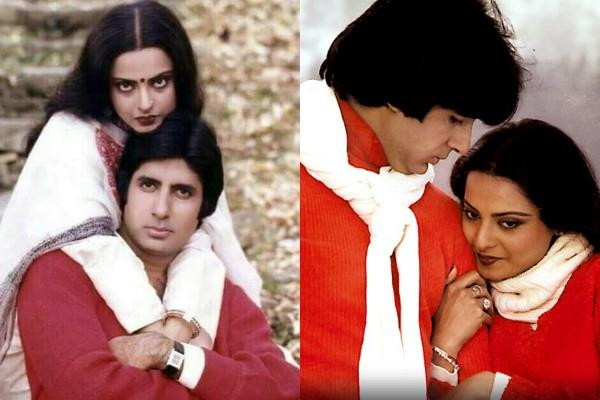 when amitabh bachchan beaten the man for passing ugly comments for rekha