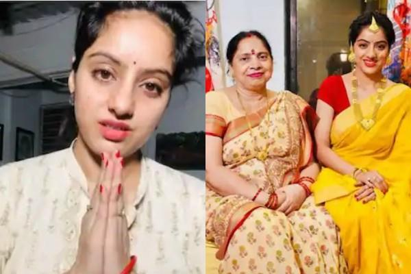 deepika singh seeks help from kejriwal as her mother test covid19 positive