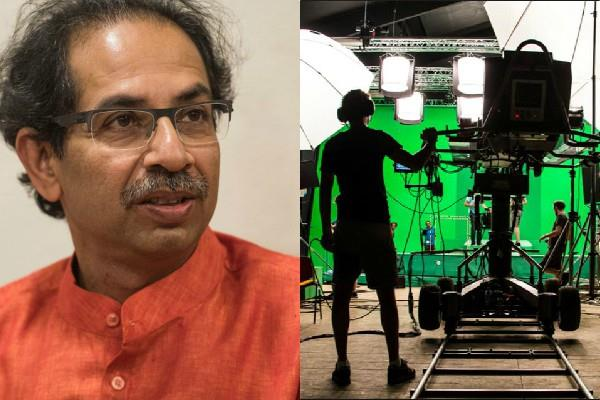 cm uddhav thackeray approved permission to start film and tv shooting