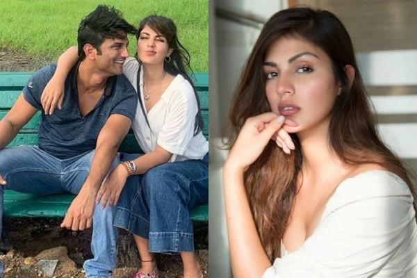sushant singh rumoured girlfriend rhea turned off comment section on instagram