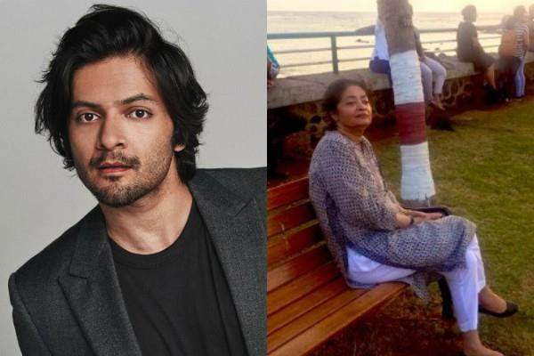 ali fazal mother passes away actor share emotional post on social media