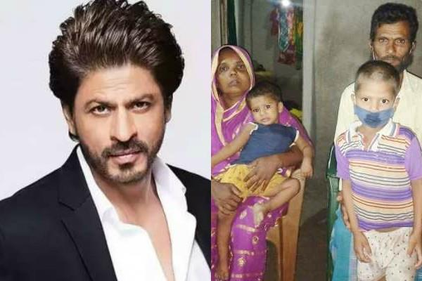shahrukh meer foundation supports the kid who was playing near her dead mother