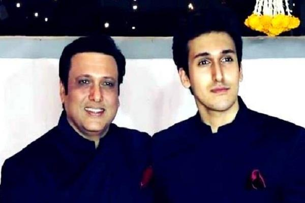 govinda son yashvardhan car hit by yash raj car