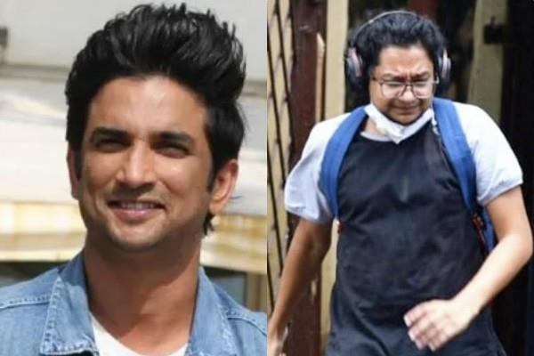 sushant friend siddharth called third time police station to record statement