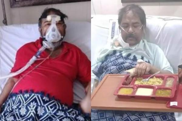 ashiesh roy discharged from hospital due to lack of money