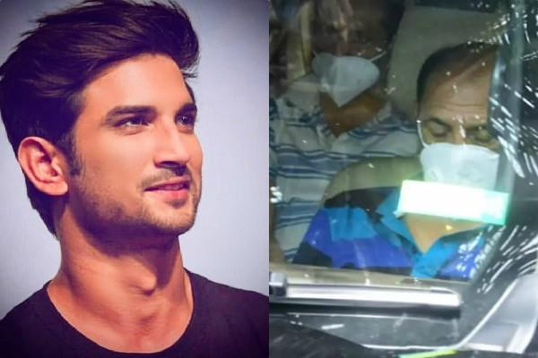 late actor sushant father left for patna after his health deteriorated