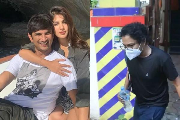 sushant suicide case now police investigate rhea and roommate siddharth together