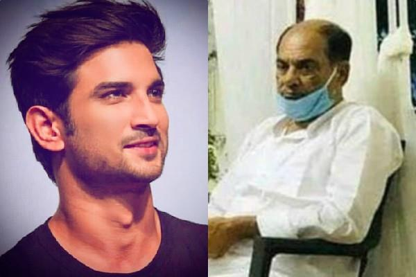 sushant singh father revealed his son bought land on the moon