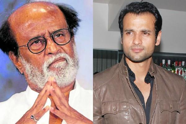 rohit roy said rajinikanth tested corona positive fans trolled him