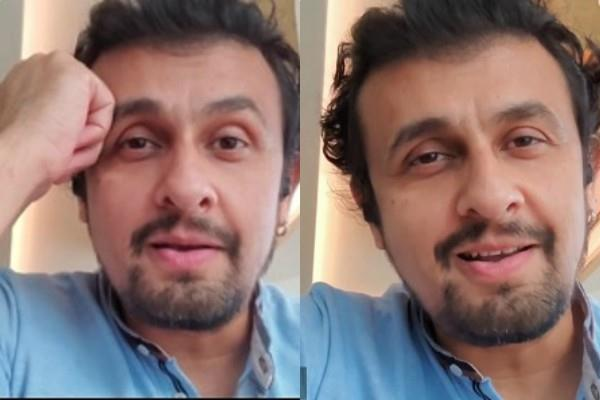 sonu nigam share video and thanks fans for their support