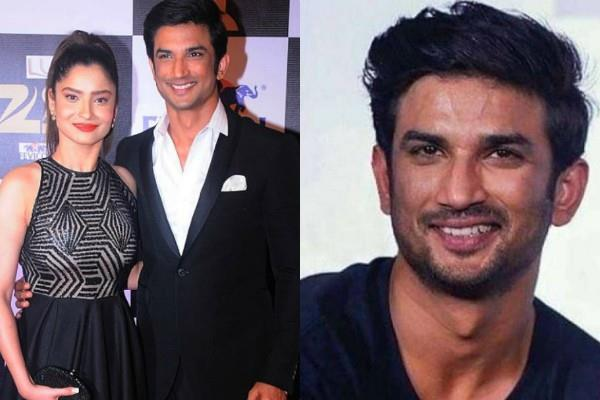 ankita did not remove sushant singh rajput name from her home after breakup