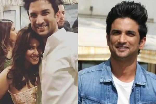 sushant singh rajput sucide ekta kapoor share 1 week old chat with actor