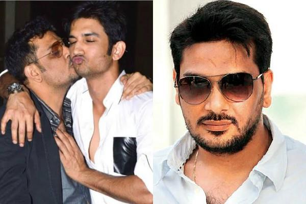 police questioned mukesh chhabra in sushant singh rajput suicide case