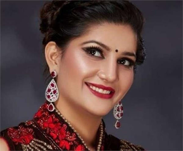 sapna chaudhary talks about nepotism in bollywood
