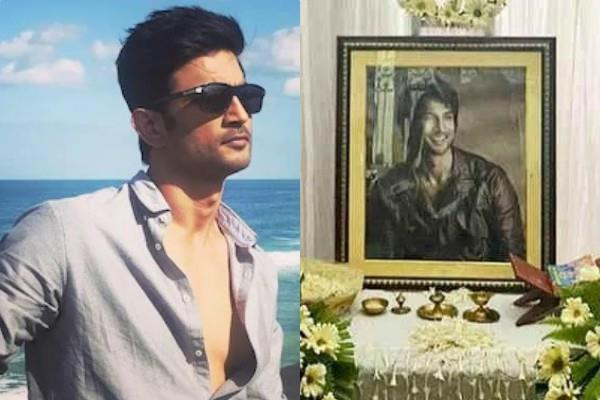 sushant teranhvi held in hometown patna and actor friends may be attend this
