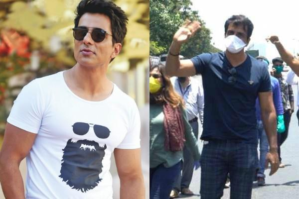 sonu sood reveals about stepping into politics and helping migrant laborers