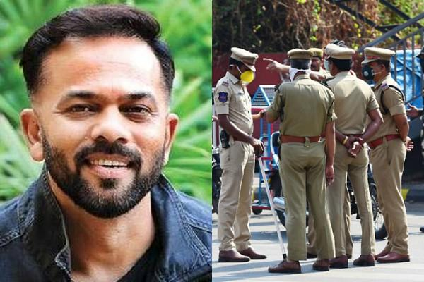 rohit shetty arranged 17 rooms for the policemen to stay