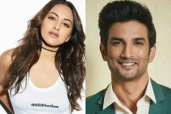 sonakshi sinha trolled after tweet on sushant singh rajput suicide