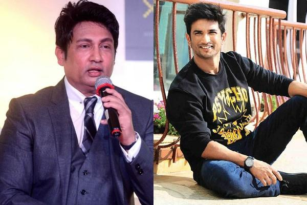shekhar suman on bollywood nepotism and chants bihar zindabad slogan