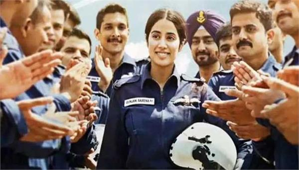 janhvi kapoor movie gunjan saxena the kargil girl release ott