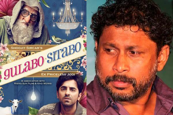 gulabo sitabo  director shoojit sircar instagram account hacked